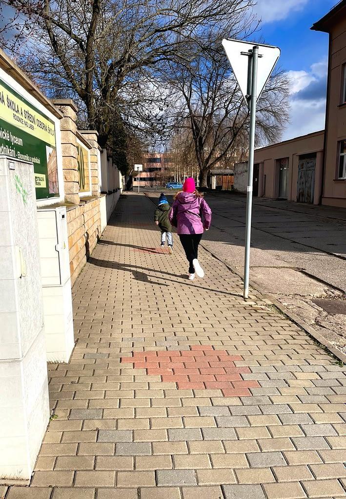 chodníkové závody