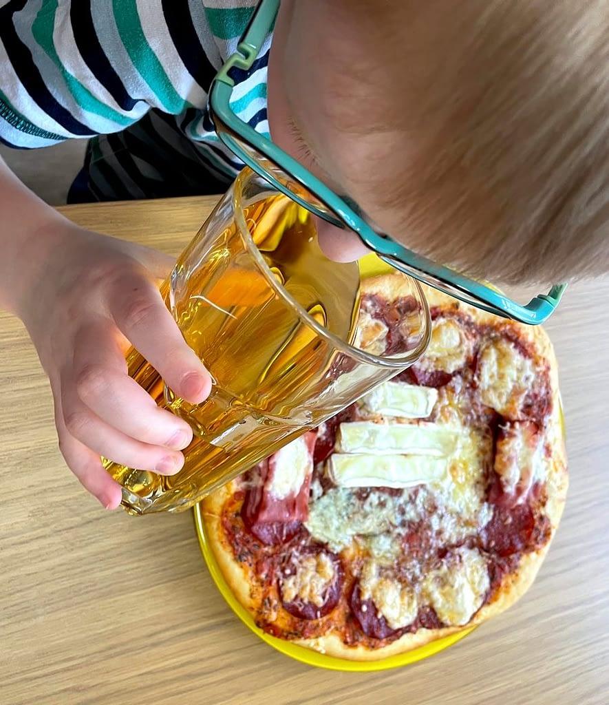pizza, Znudění a máme chuť na pizzu