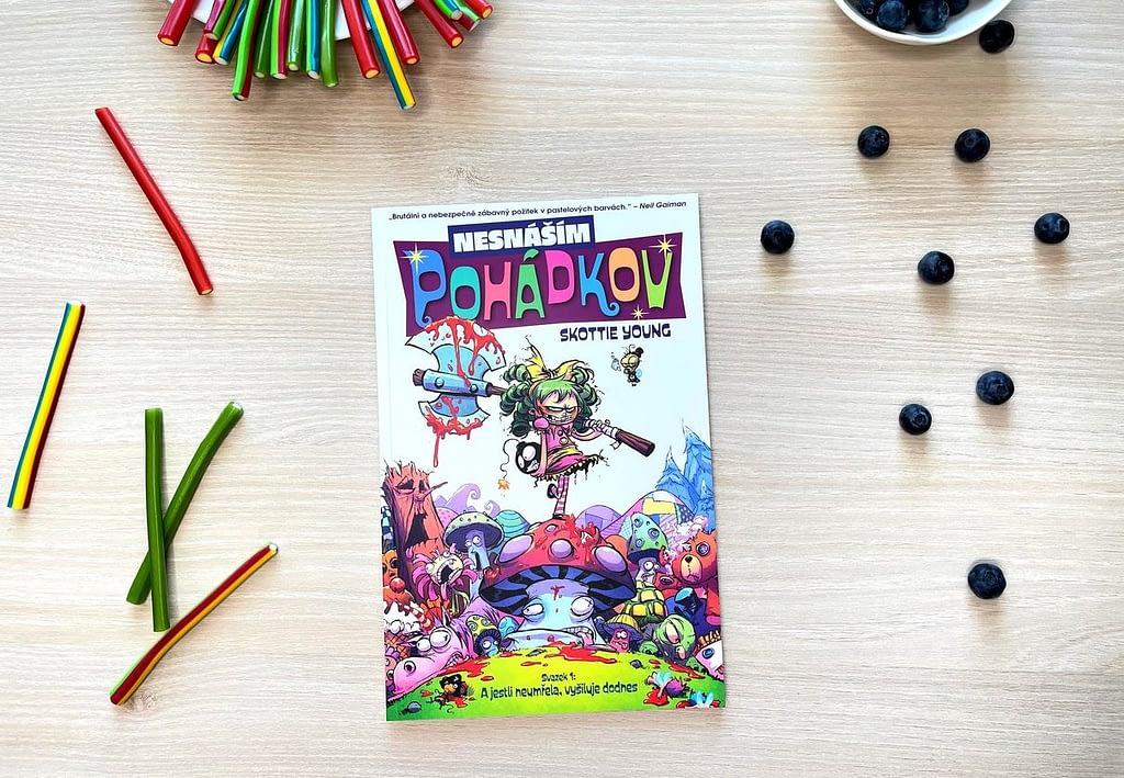 Pohádkov - 27 let v něm a zešílí každý - komiks