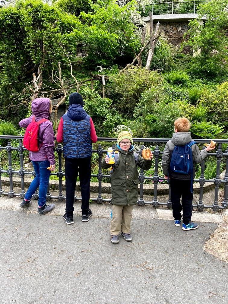 Akci dětem a odpočinek pro maminku, v zoo Praha