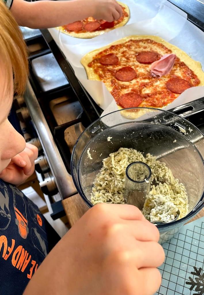 zdobení pizzy, Znudění a máme chuť na pizzu